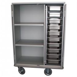 Armoire aluminium